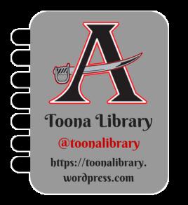 Toona Library - Logo